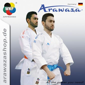 Arawaza Amber Evolution Premiere Leauge -  WKF approved