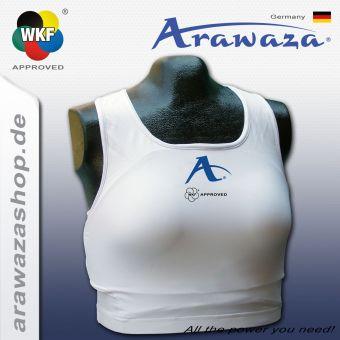 Arawaza Brustschutz Top - WKF approved