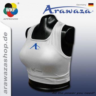 Arawaza Brustschutz Set - WKF approved
