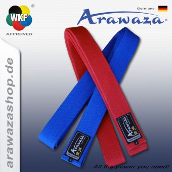 Arawaza Competition Deluxe - WKF approved 310 | Blau