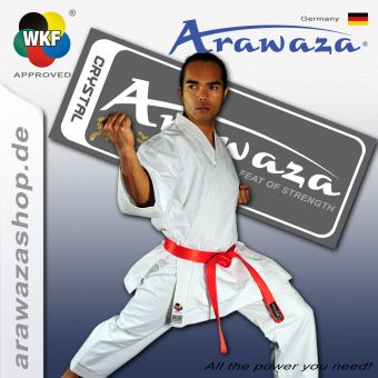 Arawaza Crystal - WKF approved