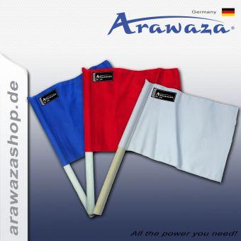 Arawaza Kampfrichter Flaggen