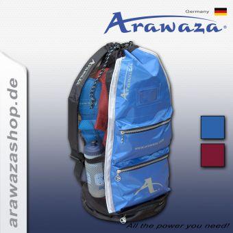 Arawaza Gear Bag, Tragetasche Rot