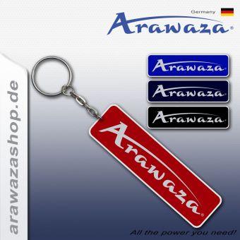 Arawaza Schlüsselanhänger - rechteckig -