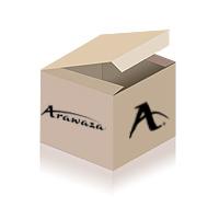 Arawaza Spann- und Schienbein Schutz P.U. weiß